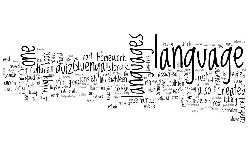 Linguistics Wordle